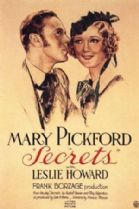 Secrets 1933 DVD - Mary Pickford / Leslie Howard